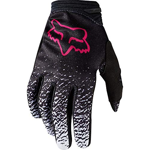 Fox Racing 2018 Youth Girls Gloves-Black/Pink-YM