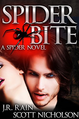 Spider Bite A Vampire Thriller The Trilogy Book 3 By Rain