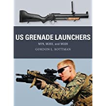 US Grenade Launchers: M79, M203, and M320