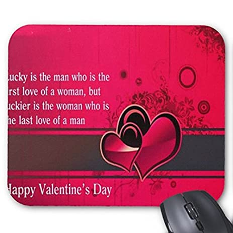 Amazon Mousepad Happy Valentines Day Images Quotes Friends Adorable Valentines Day Quotes For Love