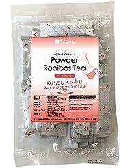 Tea Life Powder Rooibos 40 Wrapped 3 Bags Set