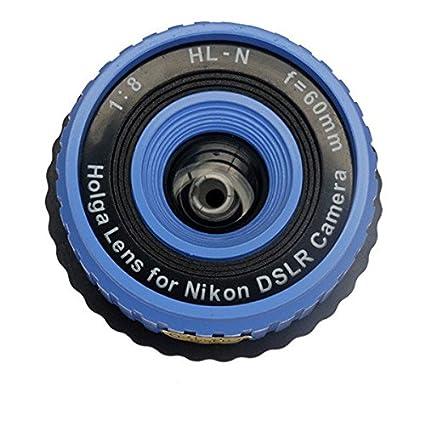 Review Holga Lens Blue for