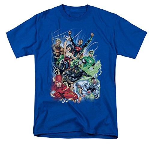 DC Comics Justice League New 52 #1 T-Shirt