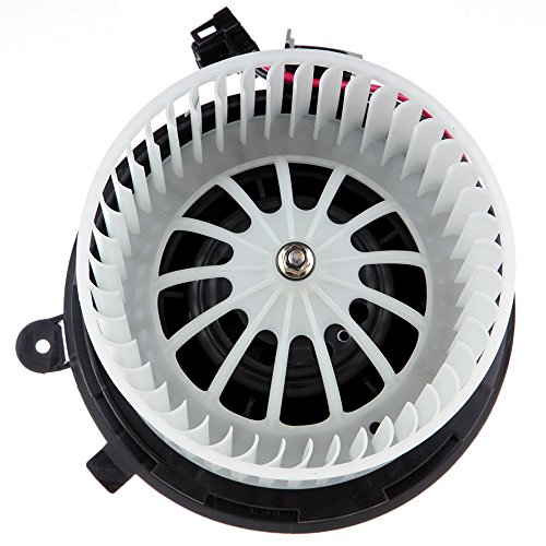 wer Motor ABS w/Fan Cage Air Conditioning HVAC Replacement fit for 2011 Mercedes-Benz C180/2010-2011 Mercedes-Benz C200/2008-2009 Mercedes-Benz C230 ()