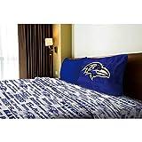 3 Piece NFL Baltimore Ravens Sheet Twin Set, Sports