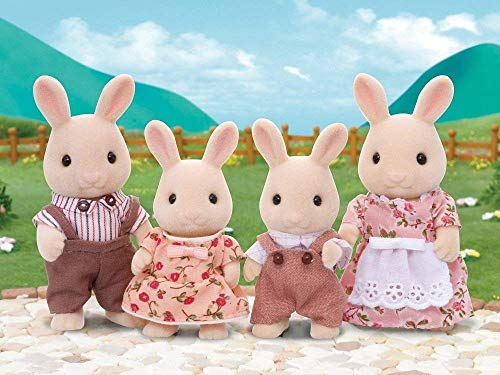 Calico Critters : Sweetpea Rabbit Family
