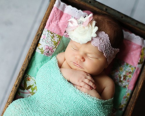 Newborn Stretch Baby Photography Wrap BAby product image