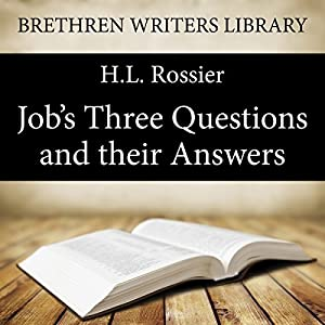 Job's Three Questions and Their Answers Audiobook