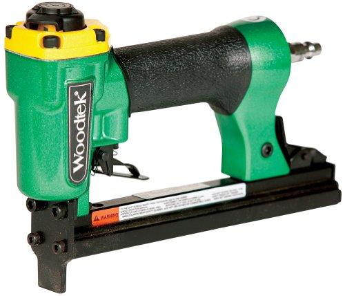 Woodtek 124394, Portable Power Tools, Air, Nailers, 22 Ga 3/8″ Crown Stapler 1/4″-5/8″