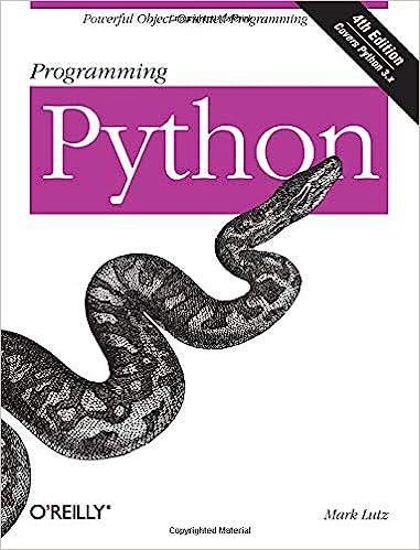libro programando con python