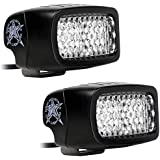 Rigid Industries 98000 SR-M Diffused Back-Up Light Kit