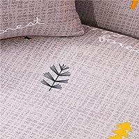 HoneiLife Funda elástica para sofá con 2 Fundas de Almohada ...