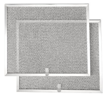 Replacement Broan BPS1FA30 30-Inch Aluminum Replacement Filters 2 Pack by AF