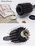 Hair Brush Comb Diversion Stash Safe by Charmonic, Stash Can, Functions as an Authentic Brush, Perfect for Travel or At Home ( 1 Pack )