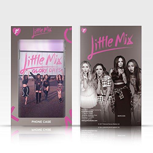 Officiel Little Mix Groupe De Calendrier Art Étui Coque en Gel molle pour Apple iPhone 6 / 6s