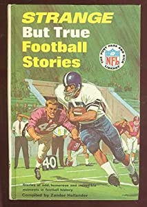Hardcover Strange But True Football Stories * The Punt Pass and Kick Library - 8 Book