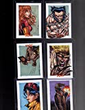 #4: Marvel X-Me Archive Sketch cards