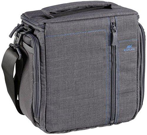 RivaCase Drone Bag M 7555 Grau für DJI Mavic Pro