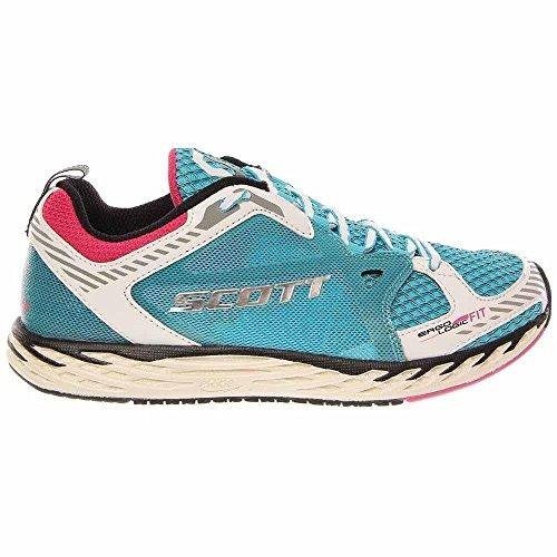 Scott Dames Mk4 + Sportschoenen Blauw / Roze