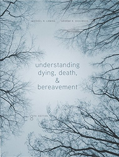 Understanding Dying, Death, and Bereavement by imusti