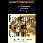 Reminiscences of a Stock Operator | Edwin Lefevre