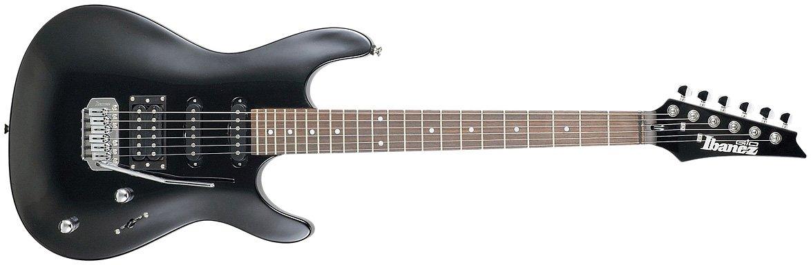 Ibanez gsa6ju de IJM21RU-BKN Gio Jump Start Guitarra eléctrica Set verstaerker y accesorios Negro: Amazon.es: Instrumentos musicales