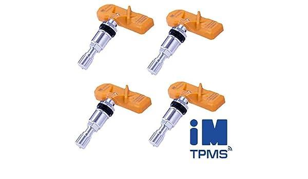 4 sensores de presión de neumáticos TPMS en TPMS para Hyundai Genesis i20 i30 ix20 Santa Fe - Sistema de Control de Presión de Neumáticos 6532: Amazon.es: ...
