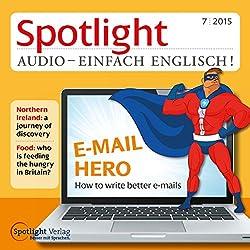 Spotlight Audio - E-Mail Hero 07/2015