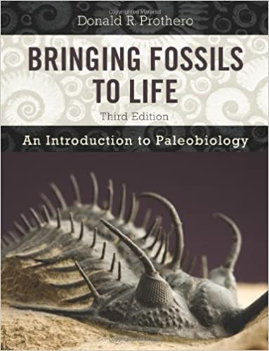 Book Bringing Fossils to Life: An Introduction to Paleobiology third edition by Prothero, Donald R. (2013)