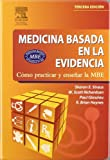 Medicina Basada en la Evidencia, Straus, Sharon E. and Richardson, W. Scott, 8481748900