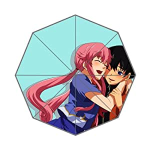 Mirai Nikki Gasai Yuno Customized Umbrellas High Quality Printing