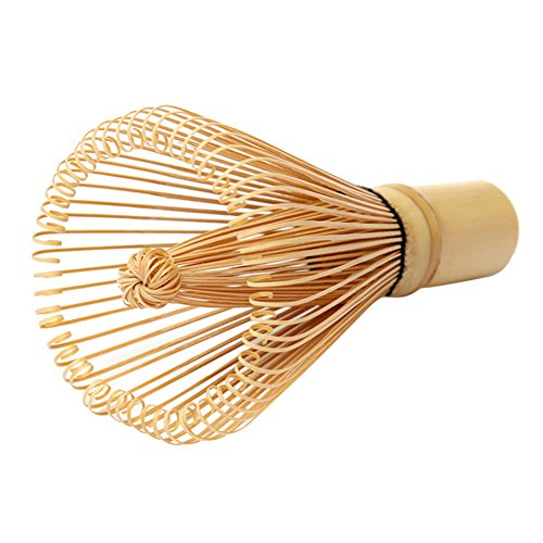 WinnerEco Bamboo Matcha Green Tea Powder Whisk Chasen Brush Tool