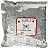 Frontier Herb Bulk Cloves Organic Powder Ground, 1 Pound
