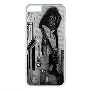 Cool Boy Customized Design White PC Case for Iphone 6 Poster