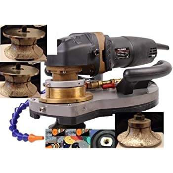 4 Quot To 5 Quot Wet Water Feed Polisher Grinder Diamond