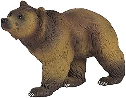"""Papo 50153 /""""grizzly bear figure"""