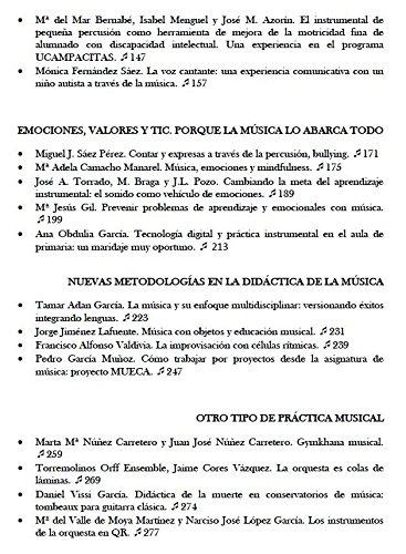 Educacion musical: de la investigacion a la practica: Amazon.es: Marta María Núñez Carretero, María Esperanza Clares Clares, Antonio Pardo Cayuela, ...