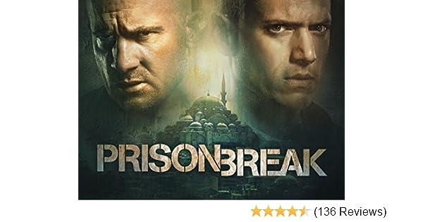 Amazon.com: Watch Prison Break Season 5   Prime Video