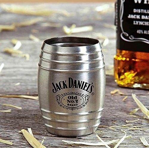 2 Jack Daniels Stainless Steel - 1