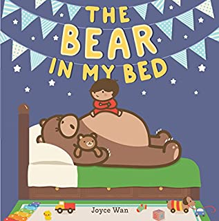 Book Cover: The Bear in My Bed