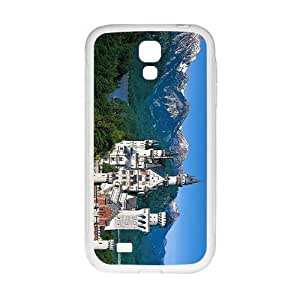 The Beautiful Castle Hight Quality Case for Samsung Galaxy S4