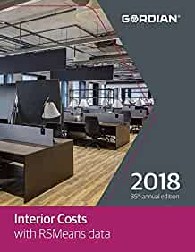 Interior Costs with RSmeans Data 2018 /