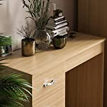 Vida Designs Home Pine 3 Drawer Dressing Table Makeup Desk Riano Bedroom Furniture