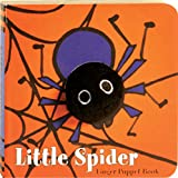 Little Spider (Finger Puppet Book)