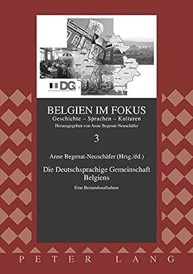 deutschsprachige gemeinschaft belgien