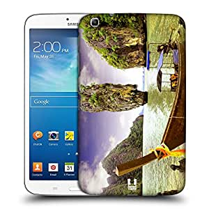 Head Case Designs Khao Phing Kan Thailand Best of Places Hard Back Case Cover for Samsung Galaxy Tab 3 8.0 T311 T315 T310