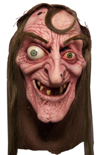 Hag Mask - Trick or Treat Studios Sea Hag, Multi, One Size