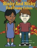 Find Funny Colors, Terry Johnson, 1482305534