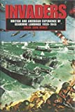 Front cover for the book Invaders: British and American Experience of Seaborne Landings 1939-1945 by Colin John Bruce