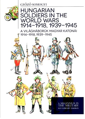 Hungarian Soldiers in the World Wars 1914-1918, 1939-1945